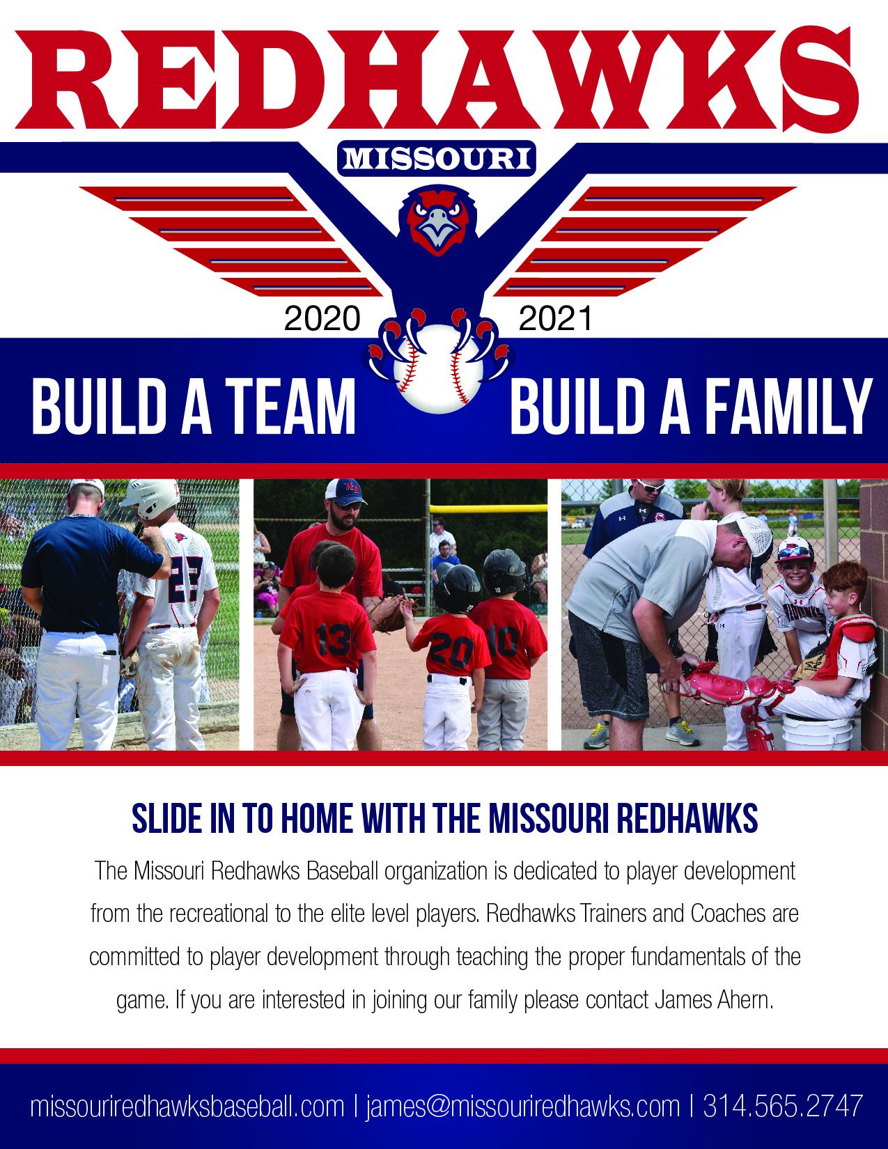Build a Team 2020-01